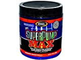 Gaspari Nutrition Super Pump Max, Pre Workout 30 Servings, Non-Habit-Forming, Sustained Energy & Nitric Oxide Booster Supports Muscle Growth, Recovery & Replenishes Electrolytes, Orange Cooler NEW!