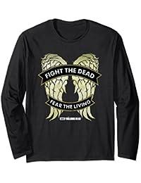 The Walking Dead Daryl Dixon Wings Long Sleeve T-Shirt