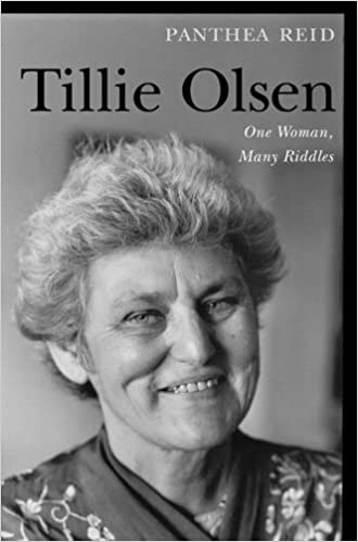 Tillie Olsen: One Woman, Many Riddles: Reid, Panthea: 9780813551876:  Amazon.com: Books