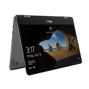"Asus UX461UN-E1051T 14"" Dizüstü Bilgisayar, Intel Core i7-8550U İşlemci, 16GB RAM Bellek, 256GB SSD Depolama, NVIDIA GeForce MX150 2GB Ekran Kartı, Windows 10 Home"