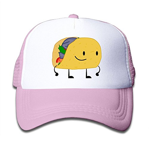 Elephant AN Cute Taco Mesh Baseball Cap Kid Boys Girls Adjustable Golf Trucker - Costume Cudi Kid