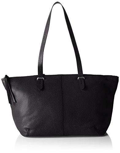 GERRY WEBER Women's Alicante Baguette Baguette Handbag Black Schwarz (black 900)