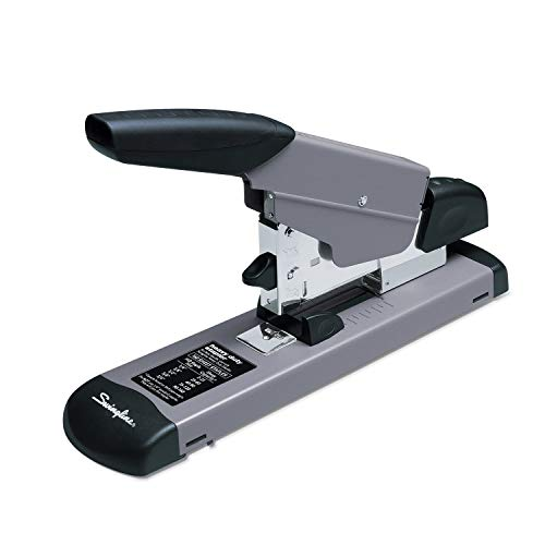Swingline Heavy Duty Stapler, 160 Sheet Capacity, Black/Gray (39005)
