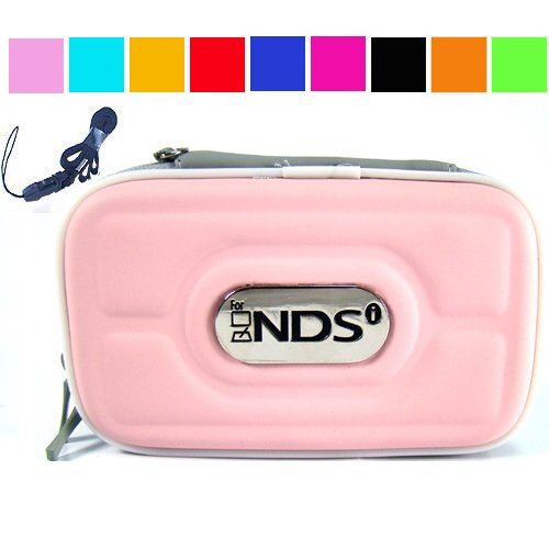 New Airform EVA Carrying Case for Nintendo Dsi Nintendo Ndsi Nintendo Ds Nintendo Ds Lite NDS Lite (7 Color Available) (Nintendo Wii Limited Edition Blue Console $99-96)