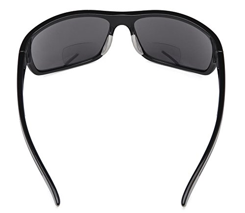 Sol 2 Espejo Plata Bifocales Espejo Gafas Gafas Rojo Strength De De Sol 50 Lectura Eyekepper fFwZU