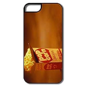 Geek Pop Corn Bag IPhone 5/5s Case For Couples