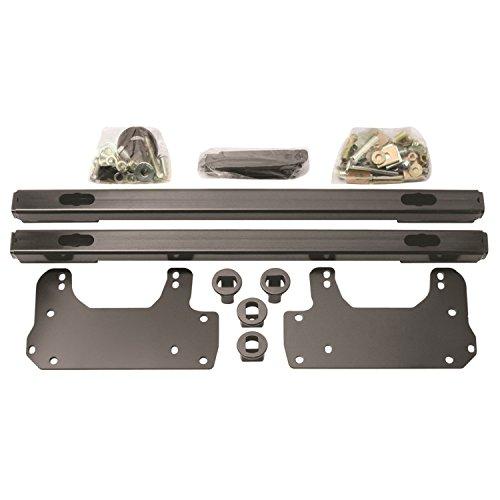 Rail Kit Dodge Ram - Reese 30074 Elite Series Fifth Wheel Rail Kit - Select Dodge Ram