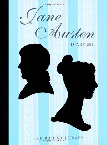 British Library Jane Austen Desk Diary 2010