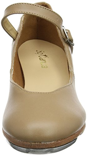 So Danca Women's Ta44 Tap Dancing Shoes Beige (Caramel) pfXQcsQ