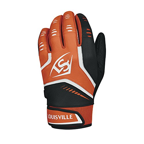Louisville Slugger Omaha Adult Batting Gloves - Large, ()