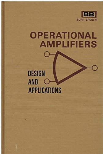 Operational Amplifiers; Design and Applications]()