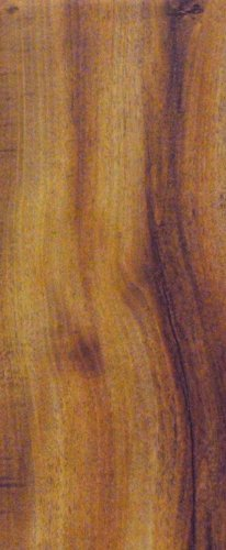 Pecan Flooring Wood (All American Hardwood 700598077346 Timeless Collection Laminate Flooring Stair Nose Overlay, 94-Inch, Natural Pecan)