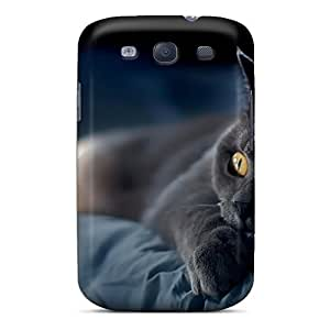 Protection Case For Galaxy S3 / Case Cover For Galaxy(turn This Scary Movie Off)