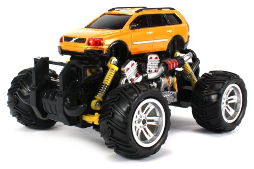 Volvo XC Station Wagon Electric RC Off-Road Monster Truck 1: