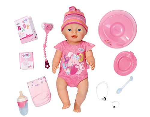 Zapf Creation 822005 - Baby born Interactive
