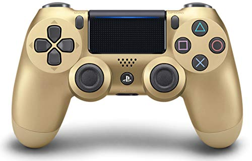 - DualShock 4 Wireless Controller for PlayStation 4 - Gold