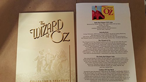 The Wizard of Oz - Collector's Treasury - 1939 Promotional Portfolio