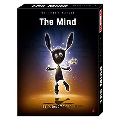 Coiledspring Games The Mind Card Game: Toys & Games