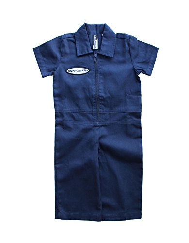 Knuckleheads - Infant and Baby Boy Grease Monkey Coveralls (3T, (Baby Parent Halloween Costume Ideas)