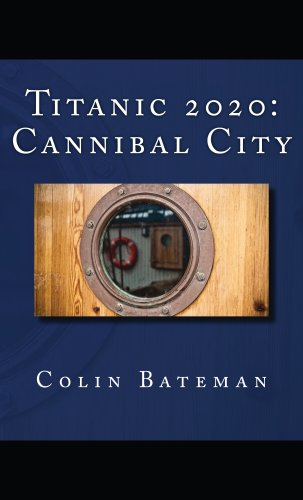 book cover of Cannibal City