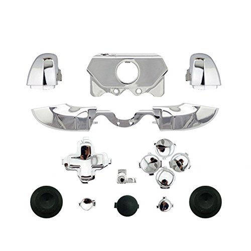 beracahr-bumpers-triggers-buttons-dpad-lb-rb-lt-rt-for-xbox-one-elite-controller-chrome-silver