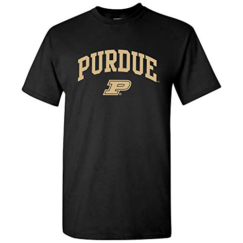 UGP Campus Apparel Purdue Boilermakers Arch Logo T-Shirt - 2X-Large - -