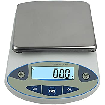 High Precision Lab Scale Digital Analytical Electronic Balance Laboratory Lab Precision Scale Jewelry Scales Kitchen Precision Weighing Electronic Scales ...