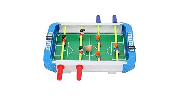 Alomejor Table Football ToyPortable Children Kids Desk Soccer Toy ...