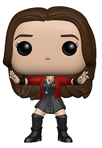 (Funko POP Marvel: Avengers 2 - Scarlet Witch Vinyl Figure)
