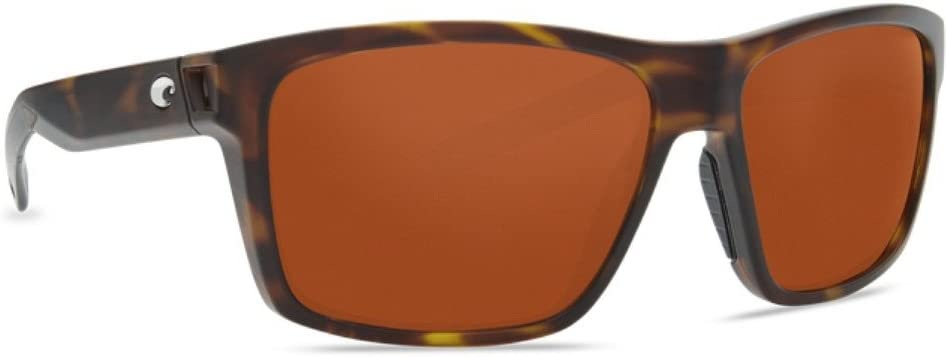 Costa Del Mar SLACK TIDE Black /& Shiny Tortoise NEW 580P Gray 580 Plastic