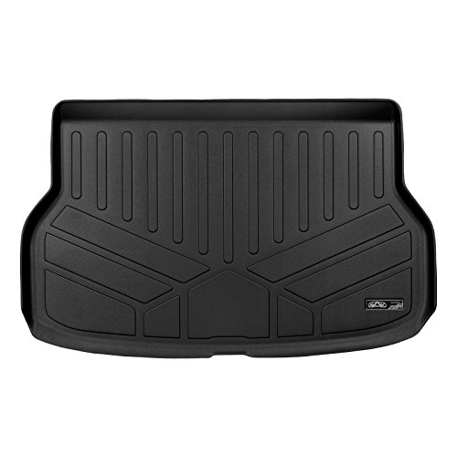 MAXLINER All Weather Custom Fit Cargo Trunk Liner Floor Mat Black for 2013-2018 Acura RDX
