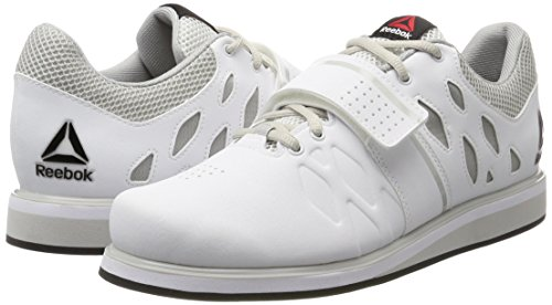 Lifter Fitness Blanc blanc Gris Noir Crane Homme Pour De Chaussures Reebok q1wTxnBgw