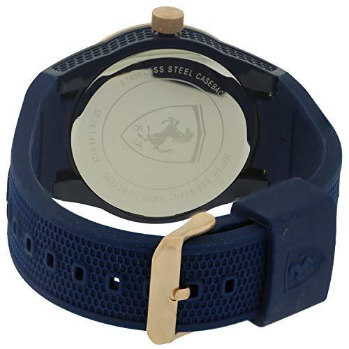 29d8d5000 Ferrari Casual Watch for Men - Rubber Band, 830379: Amazon.ae