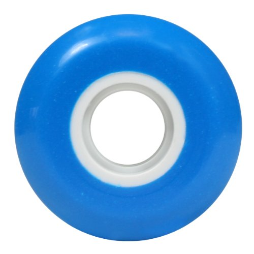 USD 700474 Adult Roller Skate Wheel Blue 55