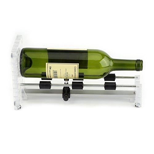 Cortador de Botella de Vidrio Cortador de Botella de Cristal para Botella de Vino Champagne Cerveza: Amazon.es: Bricolaje y herramientas
