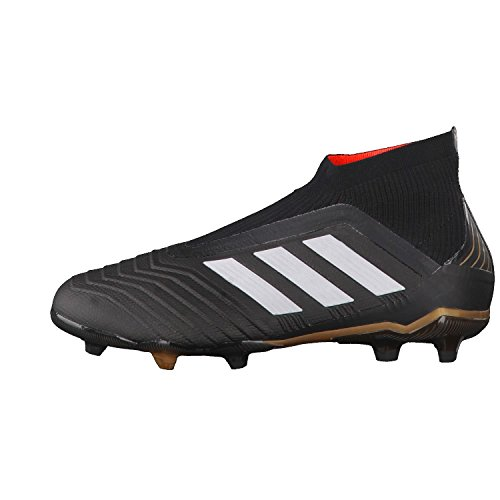 Unisex 000 Negro Adulto Fg rojsol J 18 ftwbla negbas Adidas De Fútbol Botas Predator wUBxq10