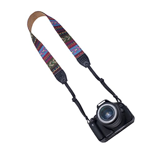 VKO Camera Shoulder Strap, Neck Strap Compatible for Canon 8