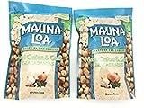 Mauna Loa Macadamias, Maui Onion & Garlic, 10-Ounce Packages (Pack of 2)