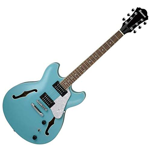 Ibanez Artcore Vibrante AS63 Semi-Hollow - Mint Blue