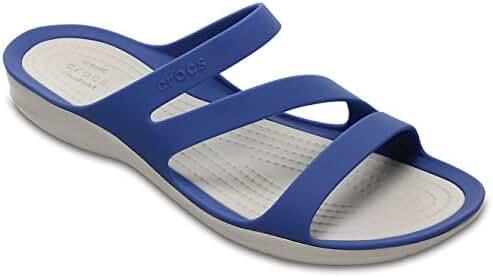 Crocs Women's Swiftwater W Flat Sandal