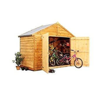 Wooden Bike Storage Shed , These are Great Sheds to Store