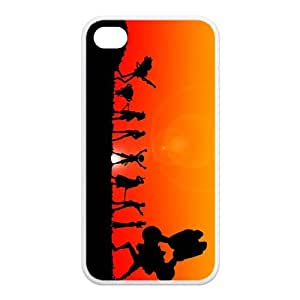 iPhone 4s Case,iPhone 4 Case, One Piece Series Pattern Hard Back Cover Snap on iPhone 4 / IPhone 4s,Apple IPhone 4s cover Skin