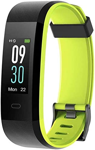 Willful Fitness Tracker with Heart Rate Monitor IP68 Waterproof, Activity Tracker (14 Modes) Pedometer with Step Counter Sleep Monitor,Color Screen ,Fitness Watch for Women Men