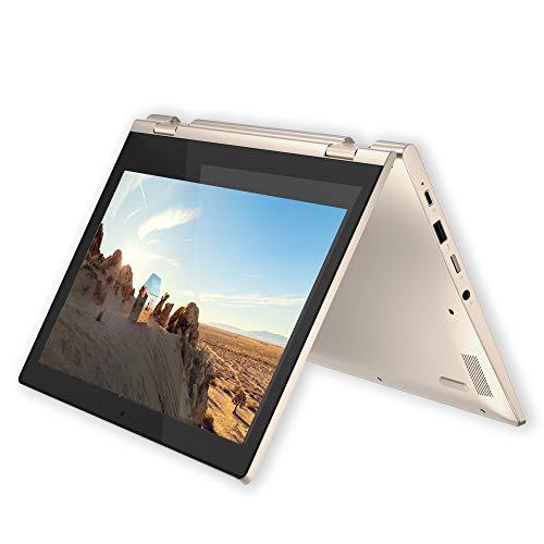Lenovo IdeaPad Flex 3 11.6 Inch HD 2-in-1 Laptop – (Intel Celeron, 4 GB RAM, 64 GB eMMC, Chrome OS) – Almond