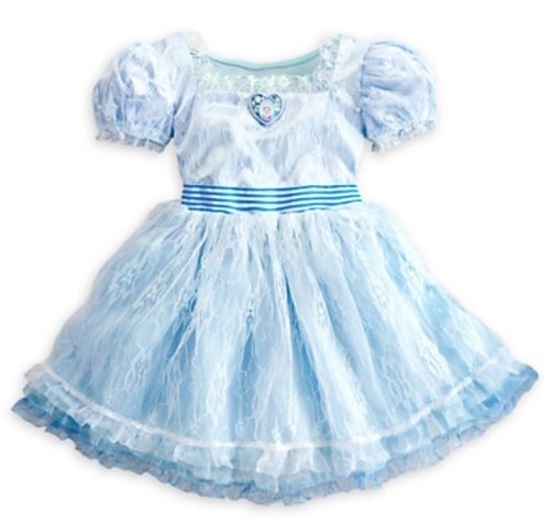 Disney Oz the Great and Powerful - China Girl Costume for Girls (Size 4 (XS))