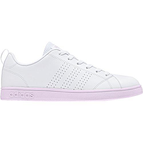 W adidas White White S18 Aero Cl Fitness Pink Ftwr Vs Ftwr White de Cassé Ftwr White Chaussures Blanc S18 Femme Pink Advantage Ftwr Aero rOyUrwqt