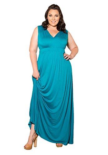 6x plus size formal dresses - 7