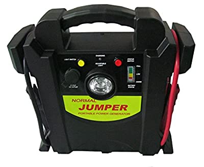 400 Amp Jump Starter 1700 Amp Peak Power 260 PSI Air Compressor