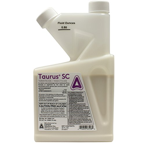 Taurus SC Termite Insecticide - 1 Each (Best Insecticide For Termites)