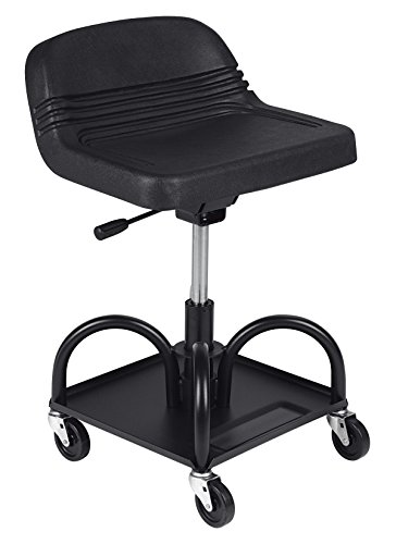 Whiteside Manufacturing USA Made -Professional Adjustable Mechanic's Seat (HRAS)